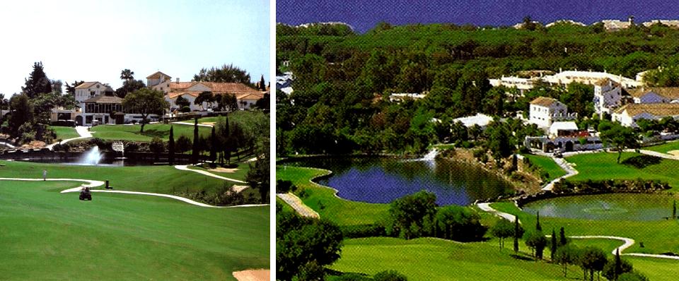 Santa mar a golf country club marbella news tags for Los jardines de santa maria golf
