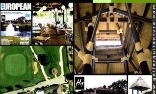 IGGA Diseño, Casa Club, Restaurante