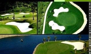 IGGA Diseño, Campo de Golf