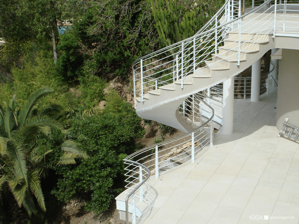 Stairs of design