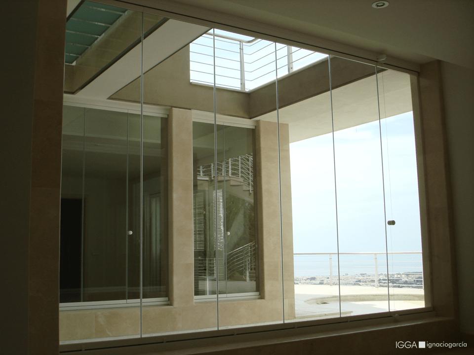 Muros de cristal
