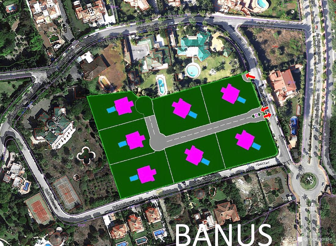 Masterplan in Banús